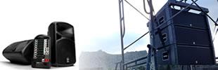 音響機材・楽器・DJ機器レンタルのイメージ