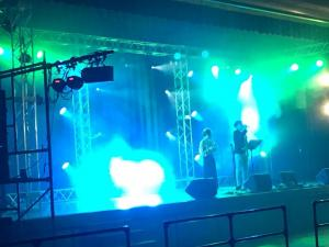 college festival sound&lighting gear